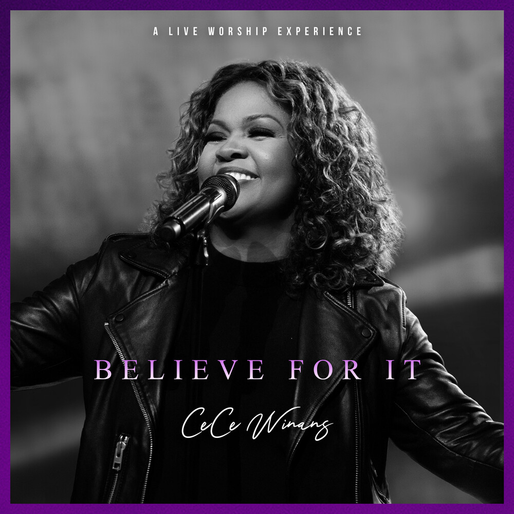 Believe for it (Live)